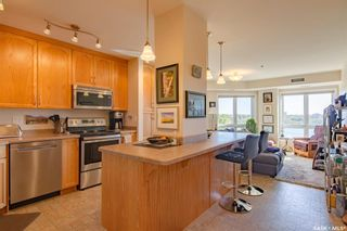 Photo 1: 1201 902 Spadina Crescent East in Saskatoon: Central Business District Residential for sale : MLS®# SK870034
