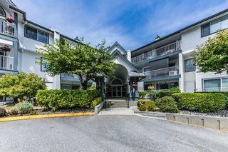 "Photo 1: 203 11601 227 Street in Maple Ridge: East Central Condo for sale in ""CASTLEMOUNT"" : MLS®# R2383867"