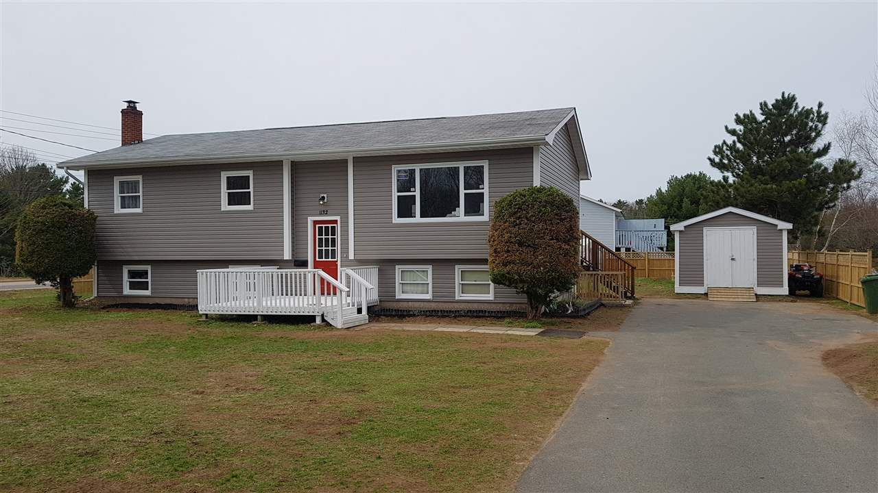 Main Photo: 1132 TUFTS Avenue in Greenwood: 404-Kings County Residential for sale (Annapolis Valley)  : MLS®# 201908690
