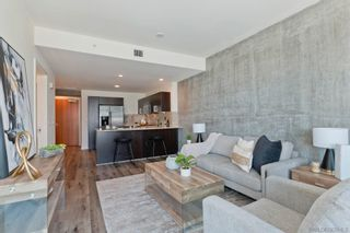Photo 9: DOWNTOWN Condo for sale : 1 bedrooms : 800 The Mark Ln #1602 in San Diego