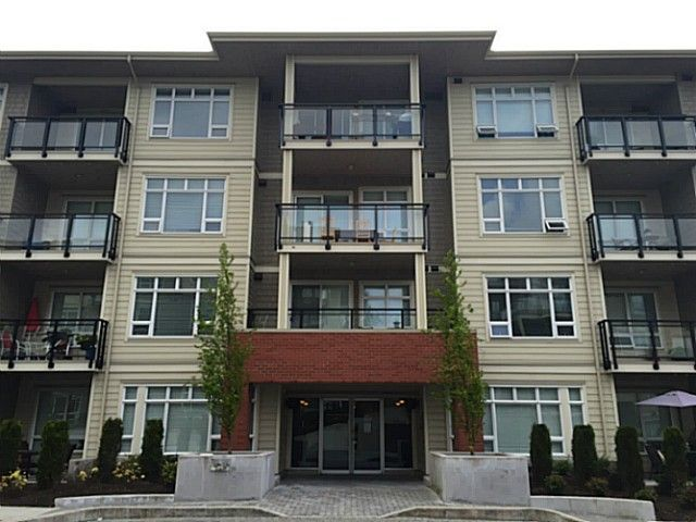 Main Photo: # B408 20211 66TH AV in Langley: Willoughby Heights Condo for sale : MLS®# F1439467