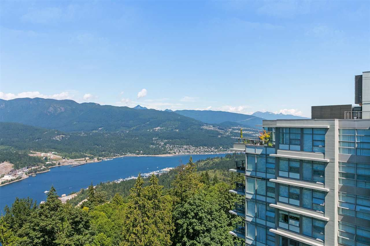 "Main Photo: 1206 9188 UNIVERSITY Crescent in Burnaby: Simon Fraser Univer. Condo for sale in ""Altaire"" (Burnaby North)  : MLS®# R2288328"