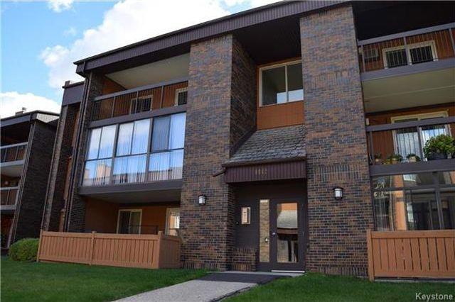 Main Photo: 10 1442 Dakota Street in Winnipeg: River Park South Condominium for sale (2F)  : MLS®# 1726848