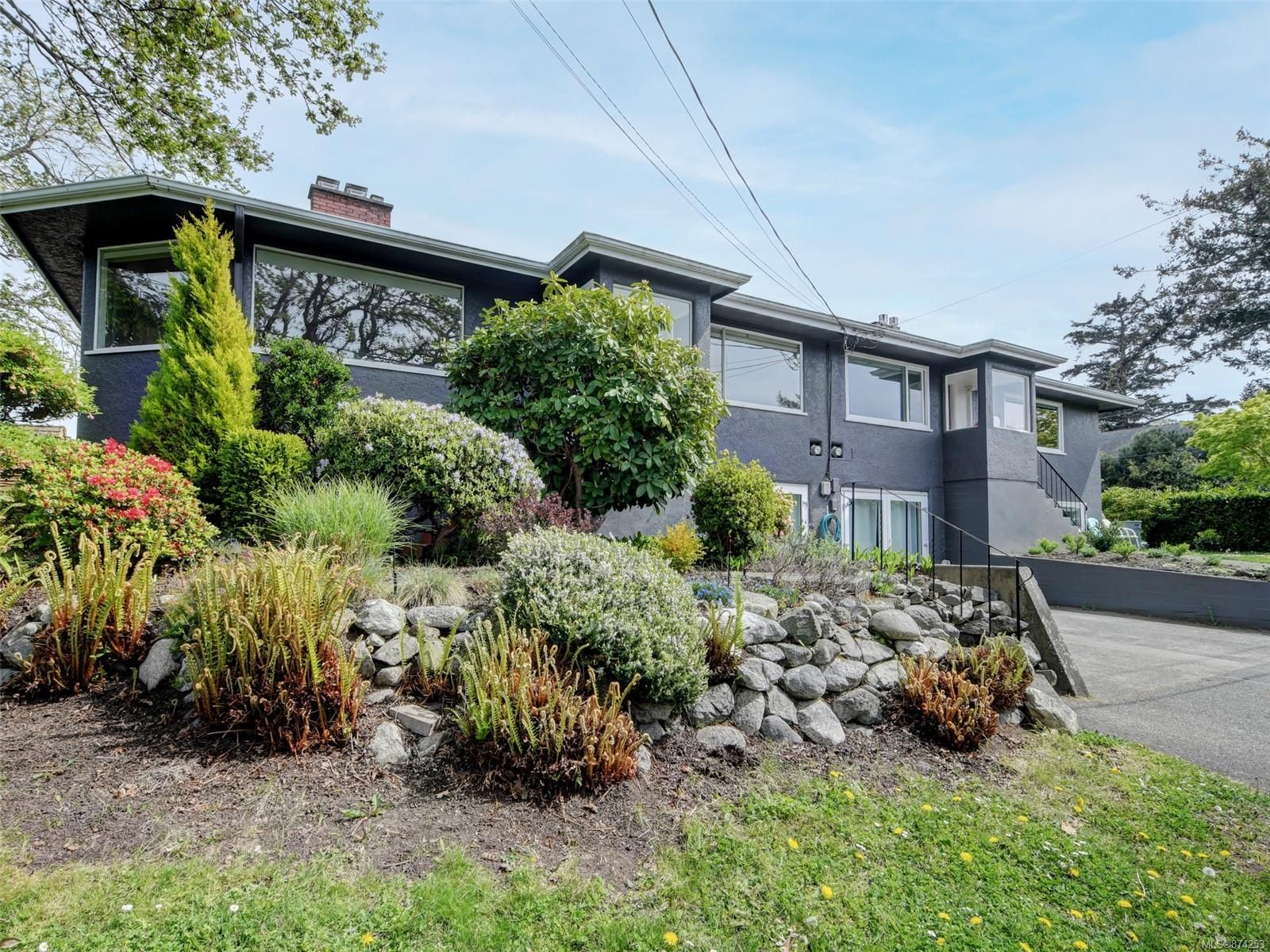 Main Photo: 355 Windermere Pl in : Vi Fairfield East Half Duplex for sale (Victoria)  : MLS®# 874253