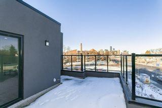 Photo 35: 9329 CONNORS Road in Edmonton: Zone 18 House Half Duplex for sale : MLS®# E4223706