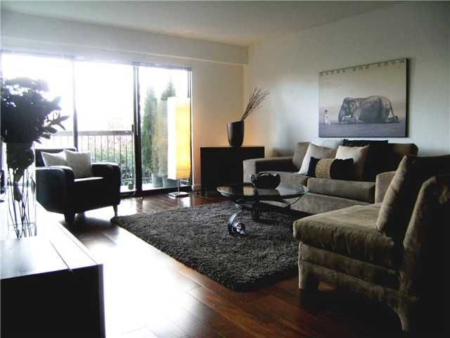 """Main Photo: # 308 1235 W 15TH AV in Vancouver: Fairview VW Condo for sale in """"THE SHAUGHNESSY"""" (Vancouver West)  : MLS®# V874252"""
