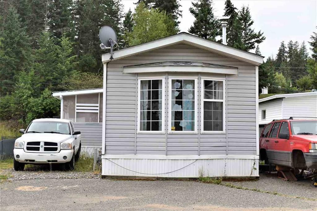 Main Photo: 3 704 Dog Creek Road in Williams Lake: Manufactured Home for sale : MLS®# R2497177