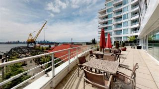 """Photo 17: 106 175 VICTORY SHIP Way in North Vancouver: Lower Lonsdale Condo for sale in """"CASCADE WEST AT THE PIER"""" : MLS®# R2593233"""