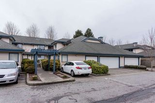 """Photo 24: 19 5664 208 Street in Langley: Langley City Townhouse for sale in """"The Meadows"""" : MLS®# R2244817"""