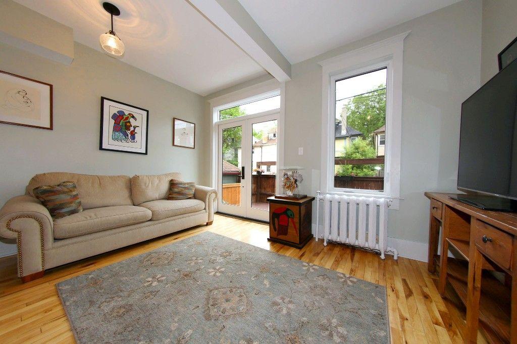 Photo 14: Photos: 121 Ruby Street in Winnipeg: Wolseley Single Family Detached for sale (West Winnipeg)  : MLS®# 1613615