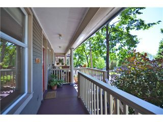 Photo 8: 618 JACKSON Avenue in Vancouver: Mount Pleasant VE Townhouse for sale (Vancouver East)  : MLS®# V1010749
