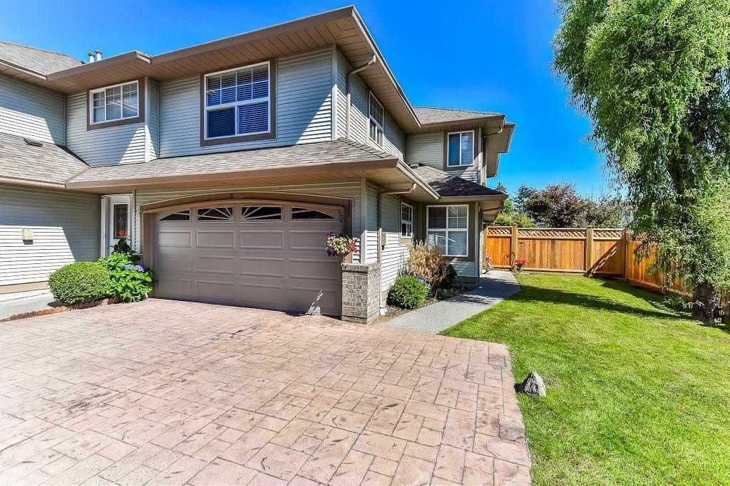 Main Photo: #5-12165 75 Avenue in Surrey: West Newton Townhouse for sale