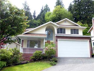 Photo 1: 1719 CASCADE Court in North Vancouver: Indian River House for sale : MLS®# V1121005