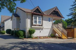 Main Photo: 100 920 Dunford Ave in : La Langford Proper Row/Townhouse for sale (Langford)  : MLS®# 883029