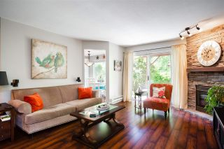 Photo 3: 22 103 PARKSIDE DRIVE in Port Moody: Heritage Mountain Townhouse for sale : MLS®# R2380672