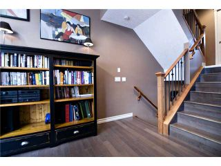 Photo 10: 313 INGLEWOOD Grove SE in CALGARY: Inglewood Townhouse for sale (Calgary)  : MLS®# C3504585