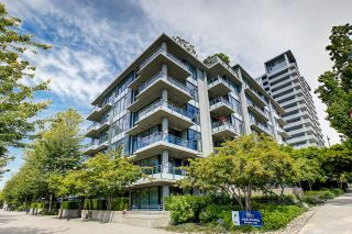 Main Photo: 308 9009 CORNERSTONE Mews in Burnaby: Simon Fraser Univer. Condo for sale (Burnaby North)  : MLS®# R2595926