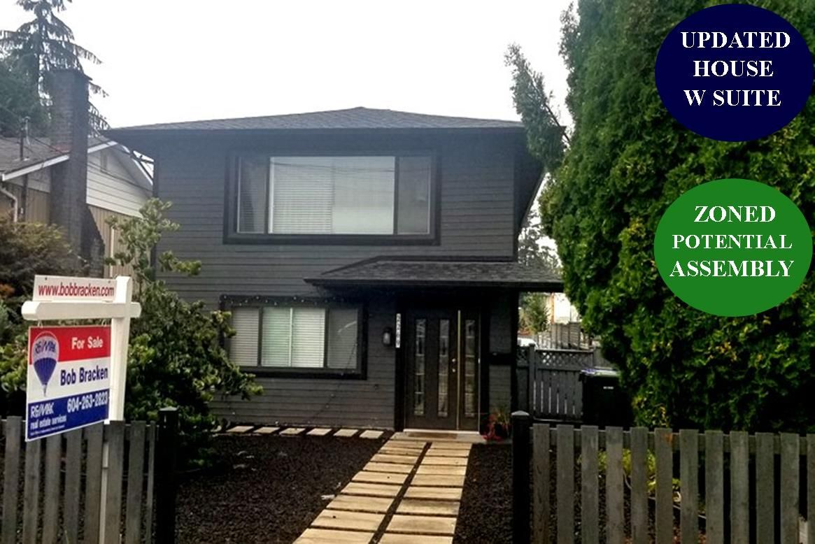 Main Photo: 2269 CENTRAL Avenue in Port Coquitlam: Central Pt Coquitlam House for sale : MLS®# R2397438