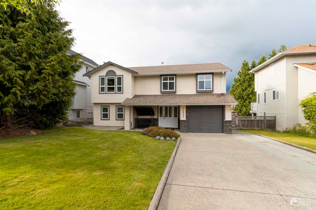 Main Photo: 26453 32 Avenue in Langley: Aldergrove Langley House for sale : MLS®# R2592552