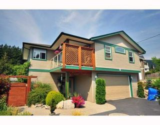 Photo 15: 1519 ISLANDVIEW Drive in Gibsons: Gibsons & Area House for sale (Sunshine Coast)  : MLS®# V782292