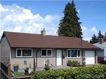 Main Photo: 1374 Harrop Rd in VICTORIA: SE Cedar Hill House for sale (Saanich East)  : MLS®# 569953
