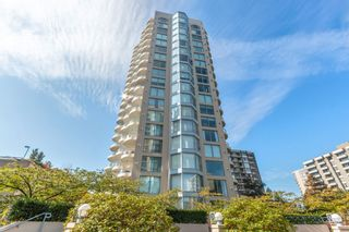 """Photo 1: 1002 739 PRINCESS Street in New Westminster: Uptown NW Condo for sale in """"Berkley Place"""" : MLS®# R2621360"""