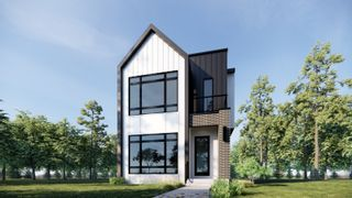 Photo 1: 4709 21A Street SW in Calgary: Garrison Woods Detached for sale : MLS®# A1095134