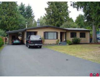 Photo 1: 19891 43A Avenue in Langley: Brookswood Langley House for sale : MLS®# F2724794