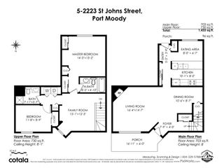 """Photo 37: 5 2223 ST JOHNS Street in Port Moody: Port Moody Centre Townhouse for sale in """"PERRY'S MEWS"""" : MLS®# R2542519"""
