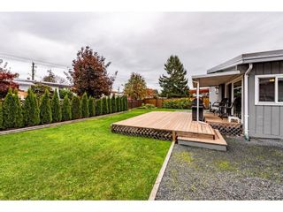 Photo 32: 10107 FAIRBANKS Crescent in Chilliwack: Fairfield Island House for sale : MLS®# R2625855