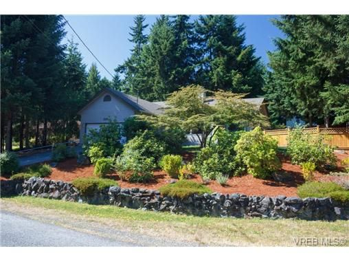 Main Photo: 2386 Terrace Rd in SHAWNIGAN LAKE: ML Shawnigan House for sale (Malahat & Area)  : MLS®# 677186