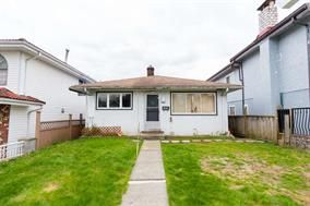 Main Photo: 4140 Oxford Street in Burnaby: Vancouver Heights House for sale (Burnaby North)  : MLS®# R2057741