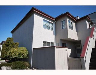 Photo 1: 36 7540 ABERCROMBIE Drive in Richmond: Brighouse South Townhouse for sale : MLS®# V758196