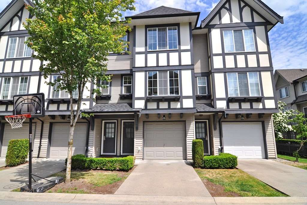 "Main Photo: 122 20875 80 Avenue in Langley: Willoughby Heights Townhouse for sale in ""Pepperwood"" : MLS®# R2288790"