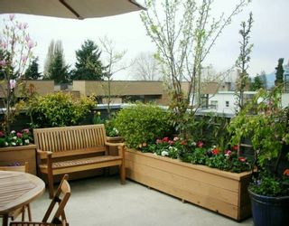 Photo 5: 1431 MAPLE ST in Vancouver: Kitsilano Townhouse for sale (Vancouver West)  : MLS®# V586615