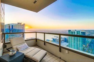 Photo 6: DOWNTOWN Condo for sale : 3 bedrooms : 700 W E St #4102 in san diego