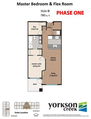 """Photo 2: 252 8328 207A Street in Langley: Willoughby Heights Condo for sale in """"YORKSON CREEK"""" : MLS®# R2159516"""