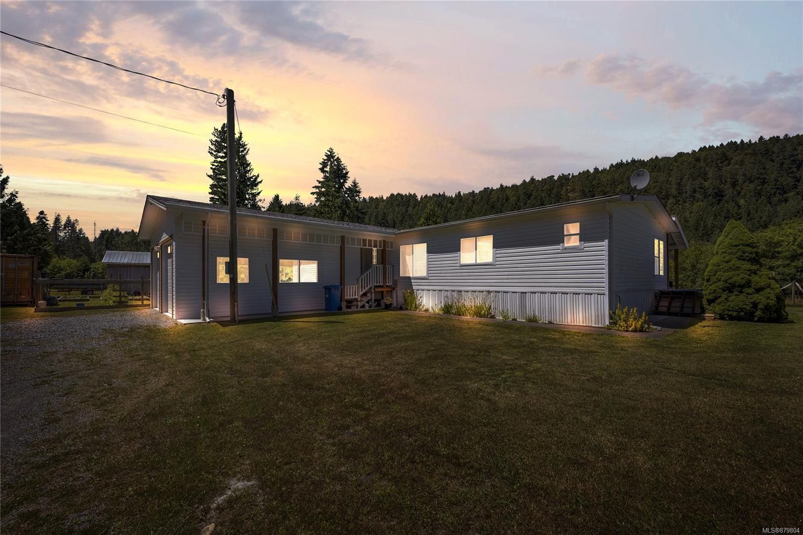 Photo 39: Photos: 3596 Riverside Rd in : ML Cobble Hill Manufactured Home for sale (Malahat & Area)  : MLS®# 879804