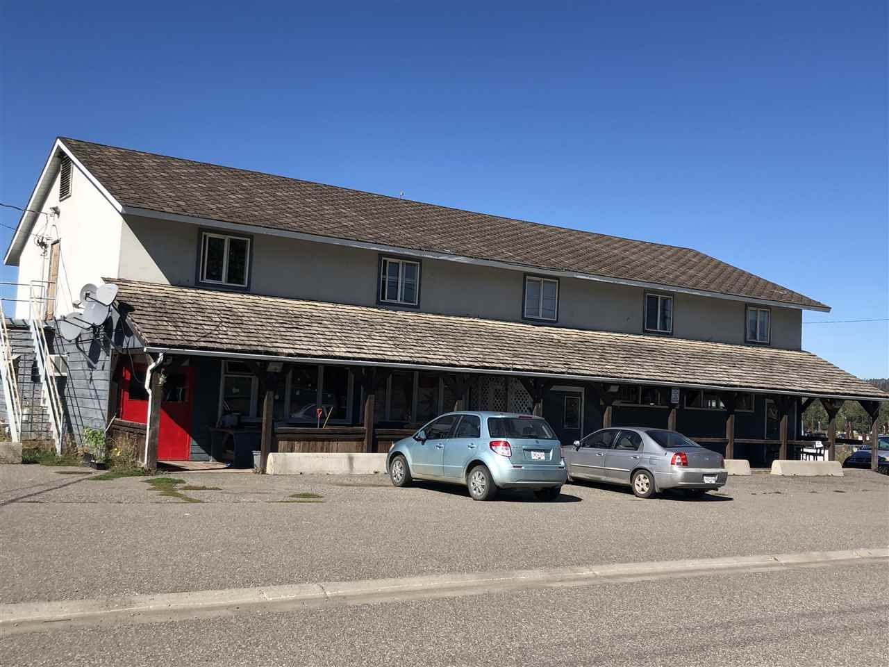 Main Photo: 3090 150 MILE FRONTAGE Road: 150 Mile House Land Commercial for sale (Williams Lake (Zone 27))  : MLS®# C8034187