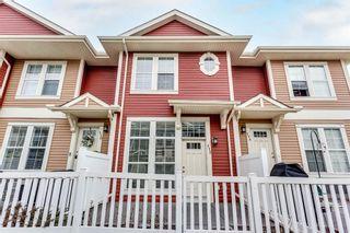 Main Photo: 112 AUBURN BAY Common SE in Calgary: Auburn Bay Row/Townhouse for sale : MLS®# A1090888