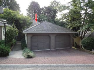 """Photo 2: 8840 FINCH Court in Burnaby: Forest Hills BN Townhouse for sale in """"PRIMROSE HILL"""" (Burnaby North)  : MLS®# V1075894"""