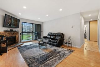 """Photo 2: 204 9101 HORNE Street in Burnaby: Government Road Condo for sale in """"Woodstone Place"""" (Burnaby North)  : MLS®# R2601150"""