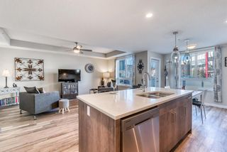 Photo 3: 109 8531 8A Avenue SW in Calgary: West Springs Apartment for sale : MLS®# A1129346
