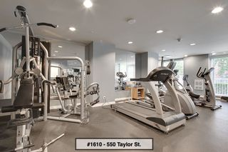"""Photo 20: 1610 550 TAYLOR Street in Vancouver: Downtown VW Condo for sale in """"The Taylor"""" (Vancouver West)  : MLS®# R2251836"""