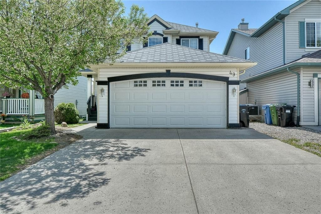 Main Photo: 49 SOMERSET Crescent SW in Calgary: Somerset Detached for sale : MLS®# C4300283