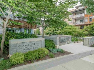 """Photo 1: 307 5989 IONA Drive in Vancouver: University VW Condo for sale in """"Chancellor Hall"""" (Vancouver West)  : MLS®# R2194182"""