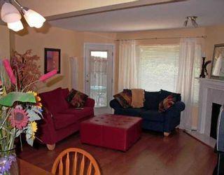"""Photo 5: 17 11580 BURNETT ST in Maple Ridge: East Central Townhouse for sale in """"CEDAR ESTATES"""" : MLS®# V603724"""