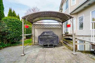 """Photo 32: 4 20750 TELEGRAPH Trail in Langley: Walnut Grove Townhouse for sale in """"Heritage Glen"""" : MLS®# R2563994"""