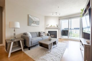 """Photo 1: 314 5765 GLOVER Road in Langley: Langley City Condo for sale in """"College Court"""" : MLS®# R2586061"""