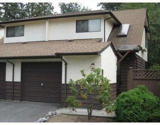 "Photo 1: 29 12227 SKILLEN Street in Maple Ridge: Northwest Maple Ridge Townhouse for sale in ""MCKINNEY CREEK ESTATE"" : MLS®# R2247691"